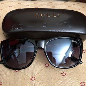 Gucci sunglasses,
